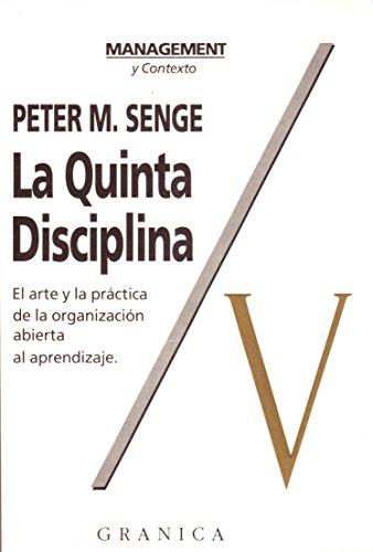 9788475773513: Quinta Disciplina, La (Spanish Edition)