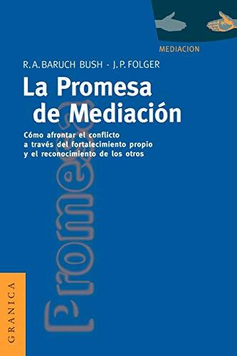 9788475774008: Promesa de mediacion, la