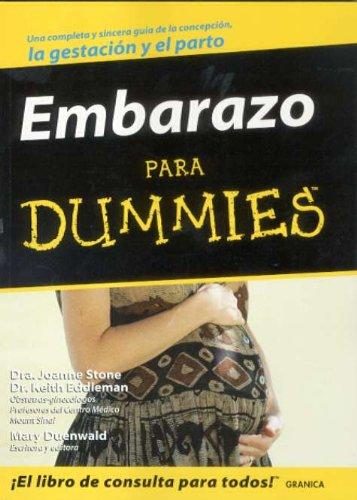 9788475774244: Embarazo Para Dummies