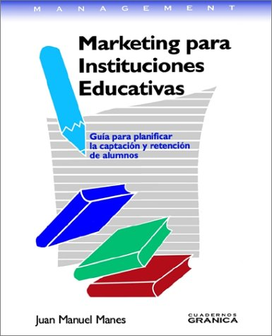 9788475774275: Marketing Para Instituciones Educativas (Spanish Edition)