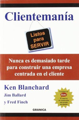 9788475774343: Clientemania (Granica- Empresa Viva)