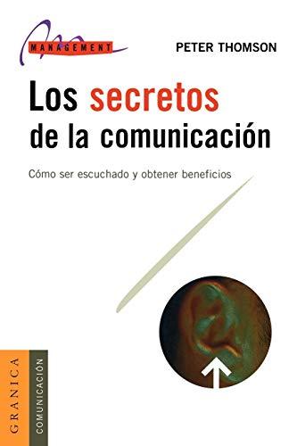9788475776422: Secretos de la comunicacion, los