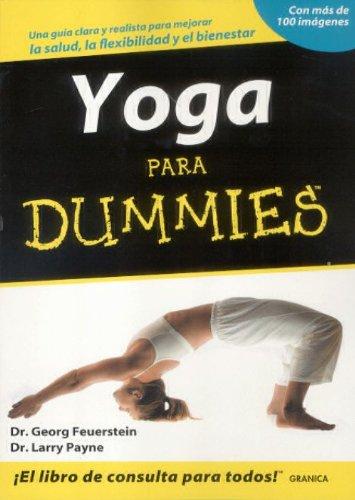 9788475776798: Yoga para dummies