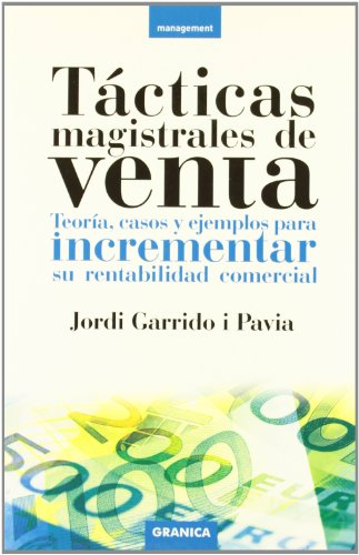 9788475777184: Tacticas magistrales de venta (Management)