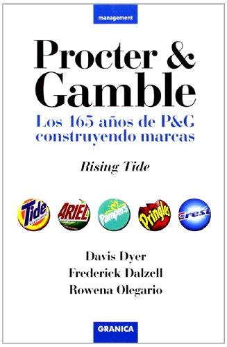 9788475777320: Procter & Gamble. Los 165 Años De P&G Construyendo Marcas