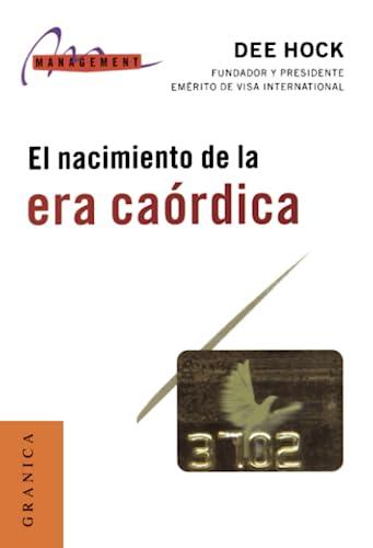 9788475778624: El Nacimiento de La Era Caordica (Spanish Edition)