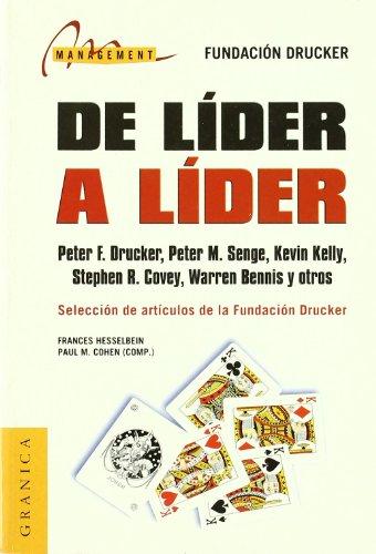 9788475779102: de Lider a Lider (Spanish Edition)
