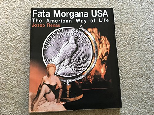 9788475796871: Fata Morgana, USA: The American way of life