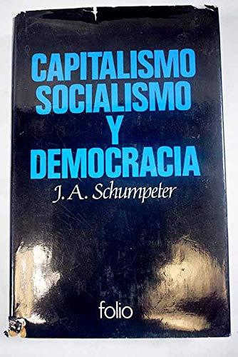 9788475830124: Capitalismo Socialismo Y Democracia