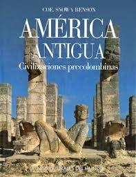9788475831671: America Antigua - Atlas Culturales (Spanish Edition)