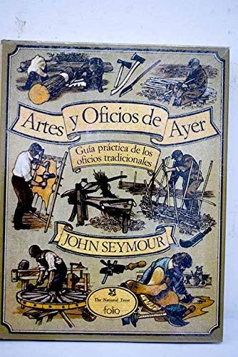 9788475831763: ARTES Y OFICIOS DE AYER (6131)