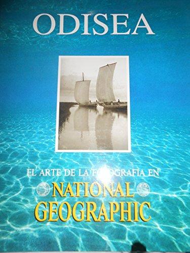 9788475831893: Odisea.arte de la fotografia en national geographic