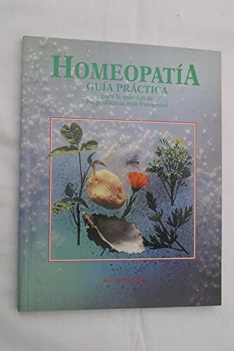 9788475833422: HOMEOPATIA