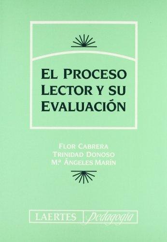 9788475842592: El Proceso Lector y Su Evaluacion (Spanish Edition)