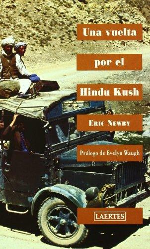 9788475843346: Una vuelta por el Hindu Kush (Nan-Shan)