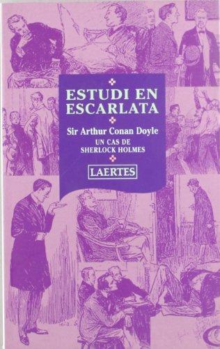 9788475843674: Estudi en escarlata: Un cas de Sherlock Holmes (L'Arcà)