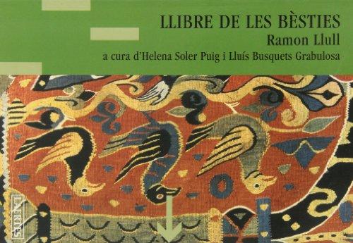9788475844855: Llibre de les bèsties (Lectures i itineraris)