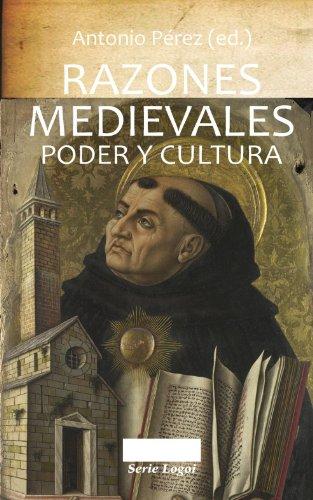 9788475846699: Razones Medievales (Logoi)
