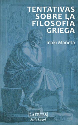 9788475846972: Tentativas Sobre la Filosofía Griega (Spanish Edition)