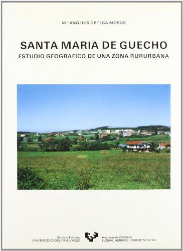9788475851396: Santa Maria De Guecho
