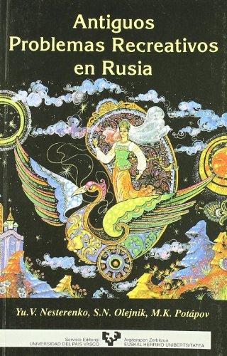 Antiguos problemas recreativos en Rusia: Mijail Konstantinovich Potapov;
