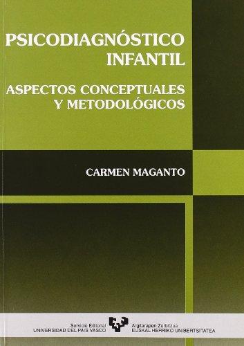 9788475857053: Psicodiagnóstico infantil. Aspectos conceptuales y metodológicos