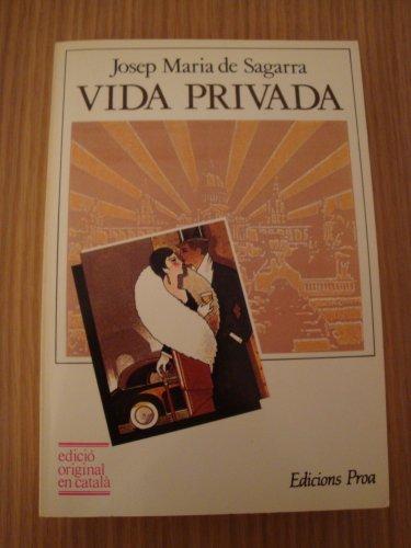 9788475882017: Vida privada (2 volums)
