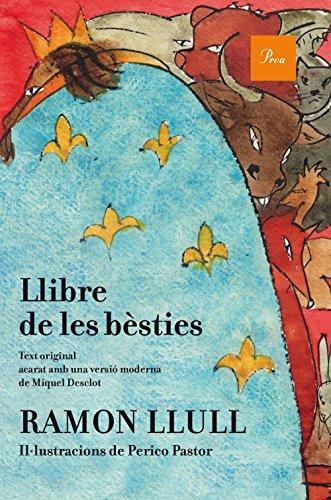 9788475885841: El Llibre De Les Besties (A tot vent-rustica)
