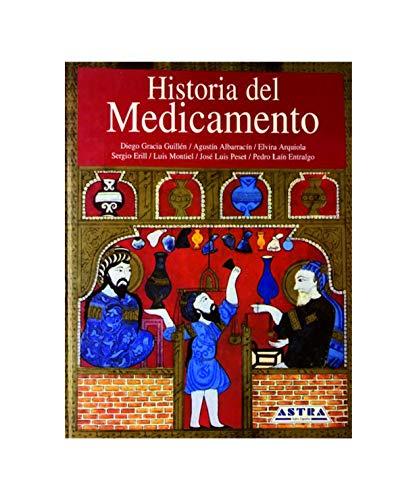 9788475921242: Historia del medicamento