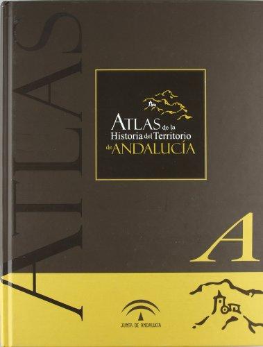 9788475952093: Atlas historia territorio Andalucía