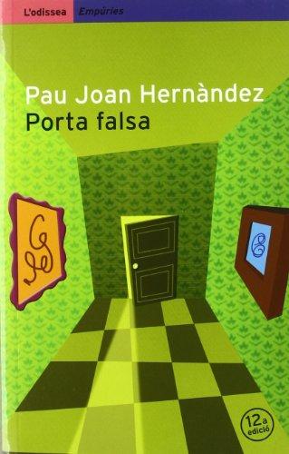 9788475961293: Porta falsa (L'ODISSEA)