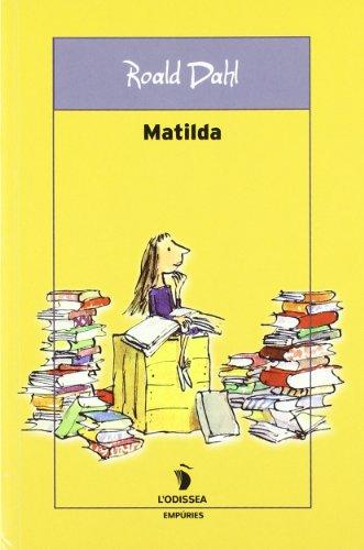 9788475961729: Matilda (L'ODISSEA)