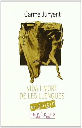 9788475963549: Vida i mort de les llengües