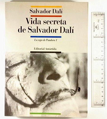 9788475964140: Vida secreta de Salvador Dalí