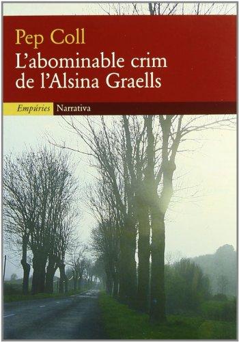 9788475966519: L'abominable crim de l'Alsina Graells