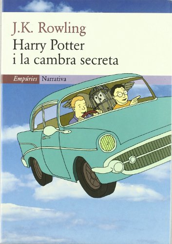 9788475966991: Harry Potter i la cambra secreta (EMPURIES NARRATIVA)