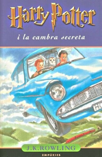 9788475967752: Harry Potter i la cambra secreta (SERIE HARRY POTTER)