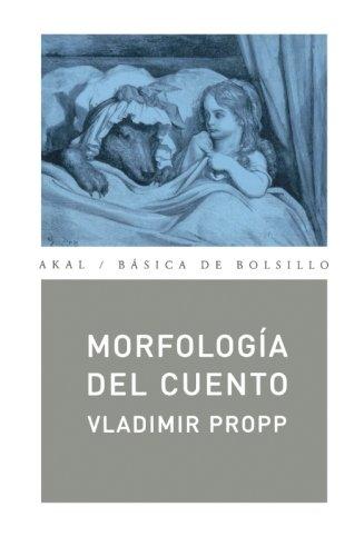 9788476000205: Morfologia Del Cuento/ Morphology of Folk Tales