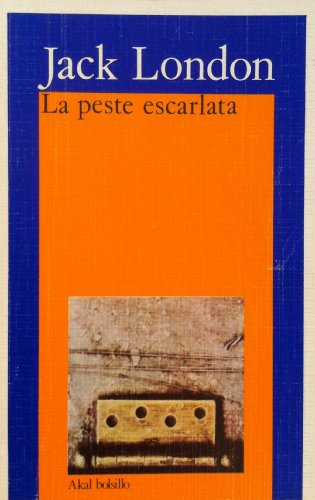 9788476000298: La peste escarlata. (Bolsillo)
