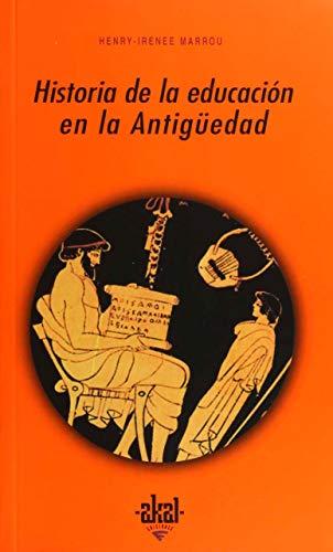 9788476000526: Historia de la educacion en la antiguedad / History of Education in Antiquity (Universitaria) (Spanish Edition)