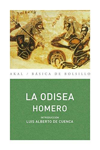 LA ODISEA: HOMERO (Grecia, Siglo IX-VIII aC)