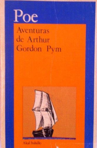 9788476000809: Aventuras de Arthur Gordon Pym En El Polo Sur (Spanish Edition)