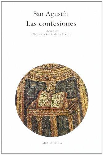 9788476000885: Las confesiones (Clásica)