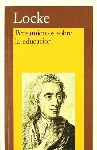 9788476000953: Pensamientos sobre la educacion / Thoughts on Education (Bolsillo) (Spanish Edition)