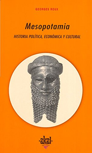 9788476001745: Mesopotamia / Mesopotamia (Universitaria) (Spanish Edition)