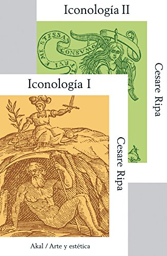 ICONOLOGIA I-II: RIPA, Cesare