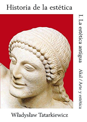 9788476002407: Historia de la estética I: La estética antigua: 15 (Arte y estética)