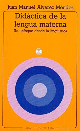 Didactica de la lengua materna / Teaching: Mendez, Juan Manuel
