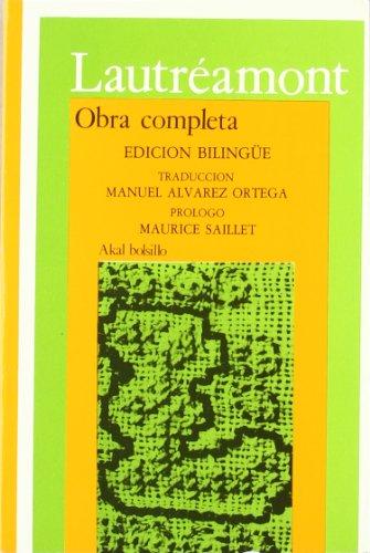 9788476002704: Obra completa (Bolsillo)