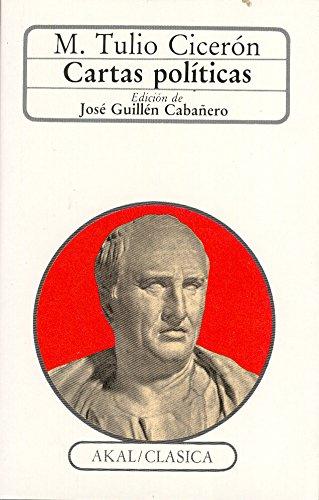 9788476003602: Cartas Politicas (Spanish Edition)